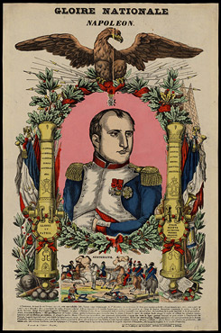 Gloire Nationale. Napoleon